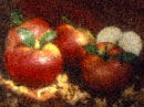 apple impressionistic