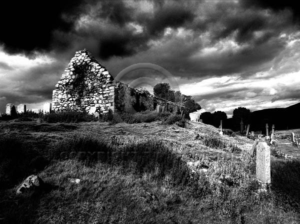old church isle of skye