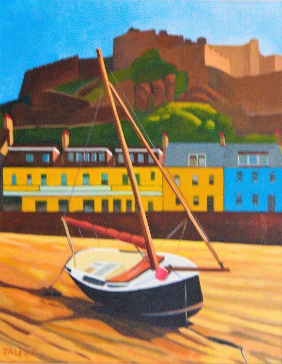 AJ 03 Gorey Boat A4