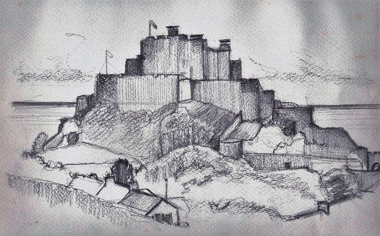 Gorey Castle 1
