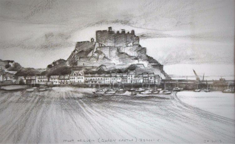 Gorey Castle 2
