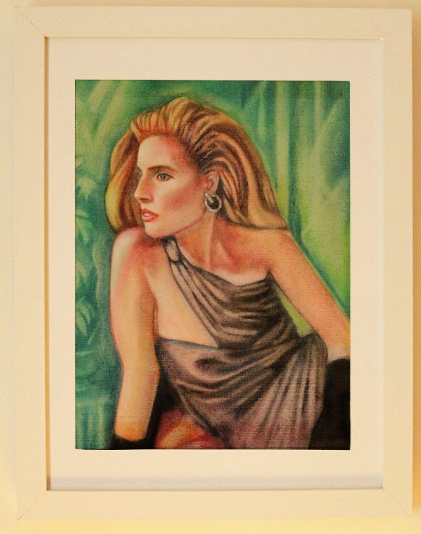 Style A3 pastel