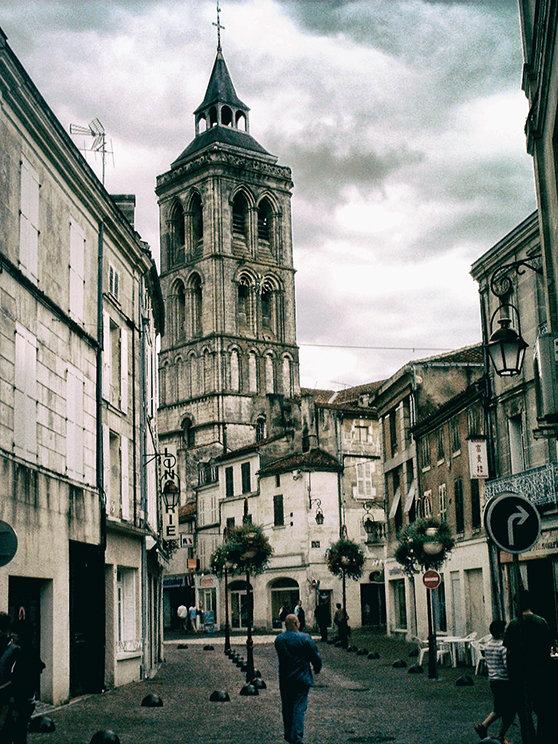 Streets of Cognac