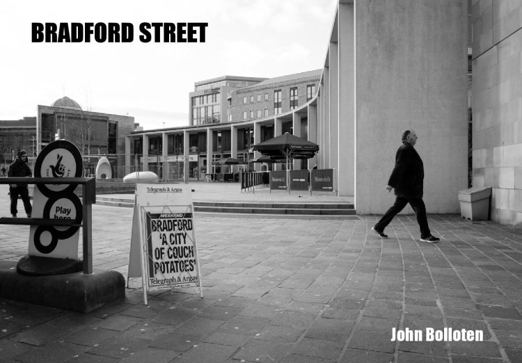 Bradford Street Book SOLD OUT