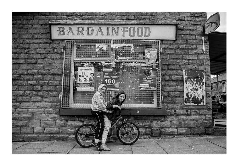 Bargain Food A4 print