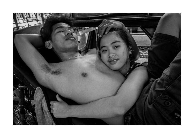 Manila Lovers A4 print
