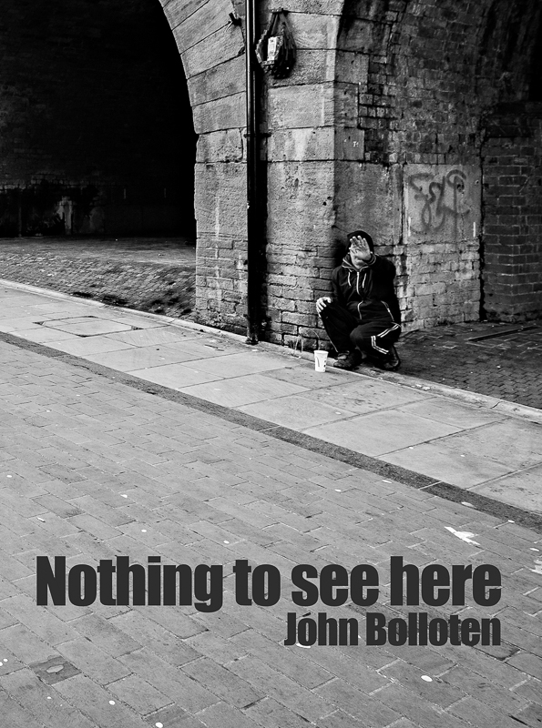 Nothing To See Here Book SOLD OUT