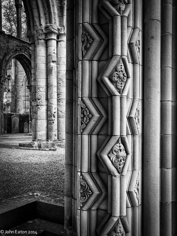 Jedburgh, Decorated Doorway