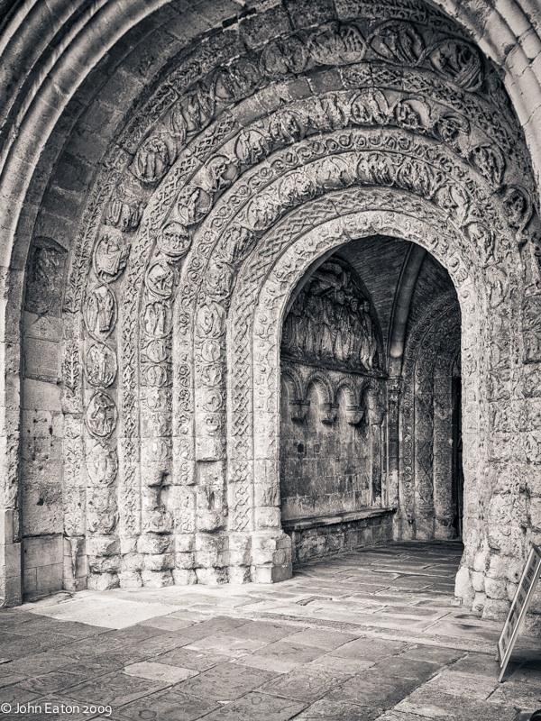 Malmesbury, Entrance Doorway