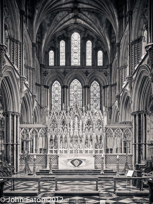 Altar and East End