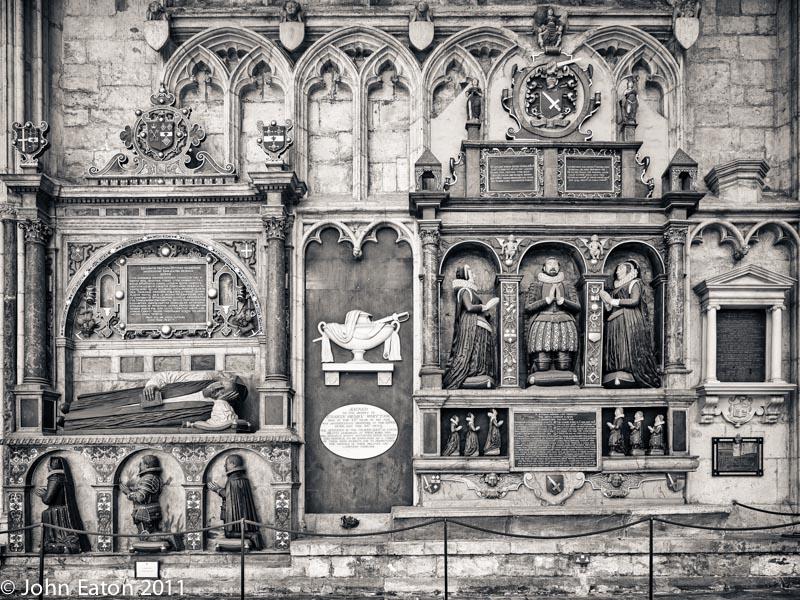 Archbishop Hutton and William Gee's Memorials