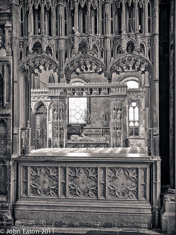 Archbishop Kempe's Tomb