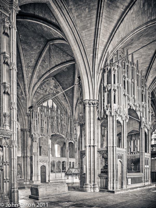 Cardinal Beaufort and Bishop Waynflete's Chantry Chapels