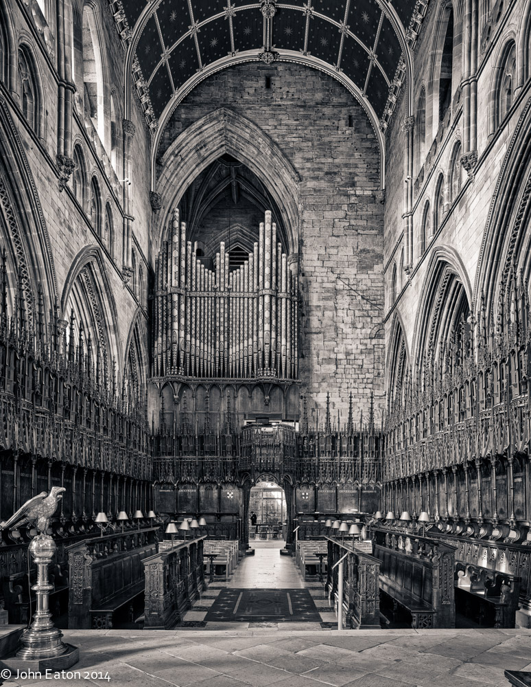 Quire and Organ