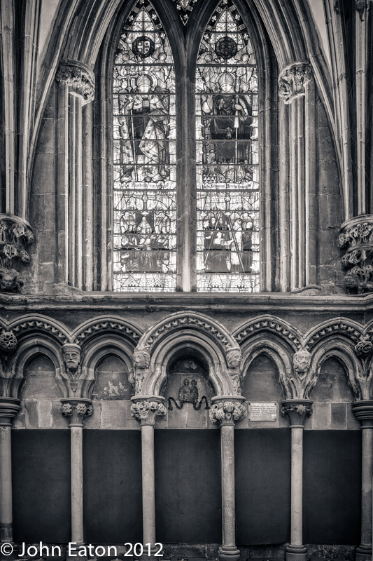 Chapter House #1
