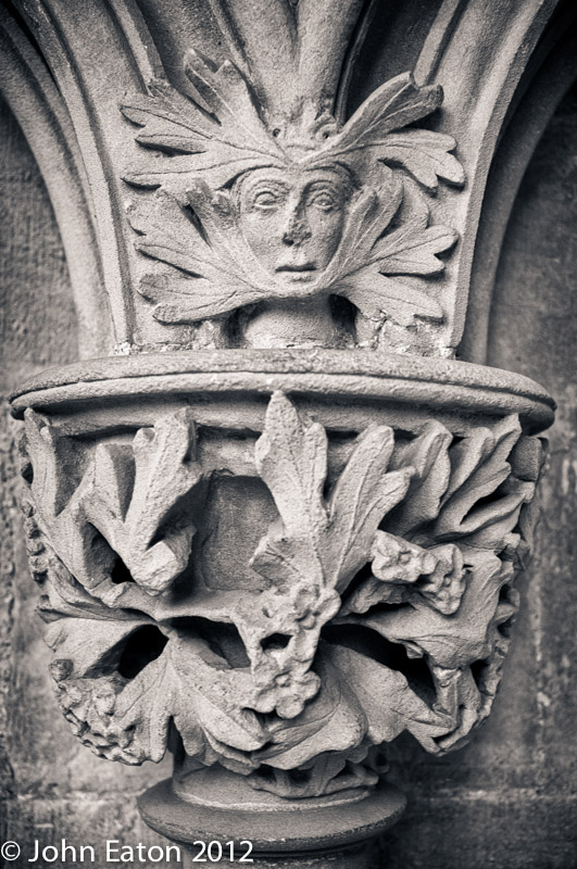 Chapter House, Detail #4