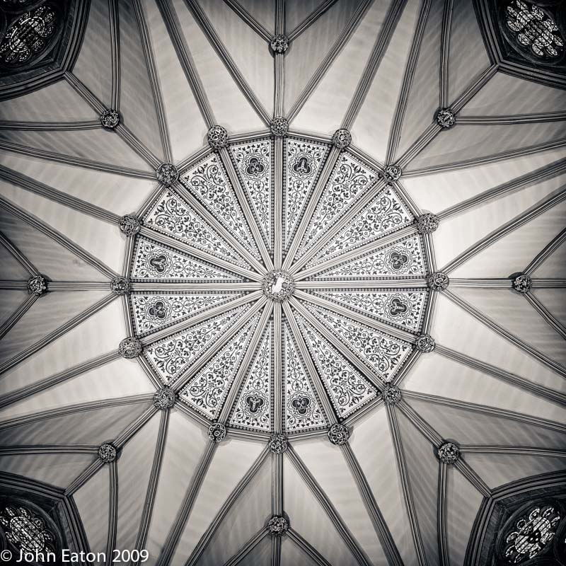 Chapter House Ceiling