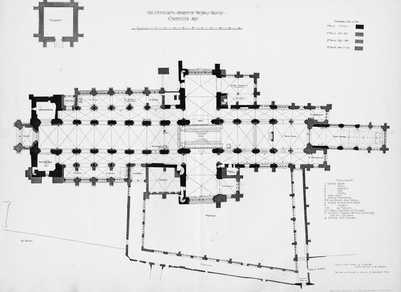 Chichester, Floor Plan