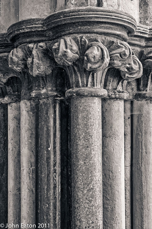 Cloisters Detail
