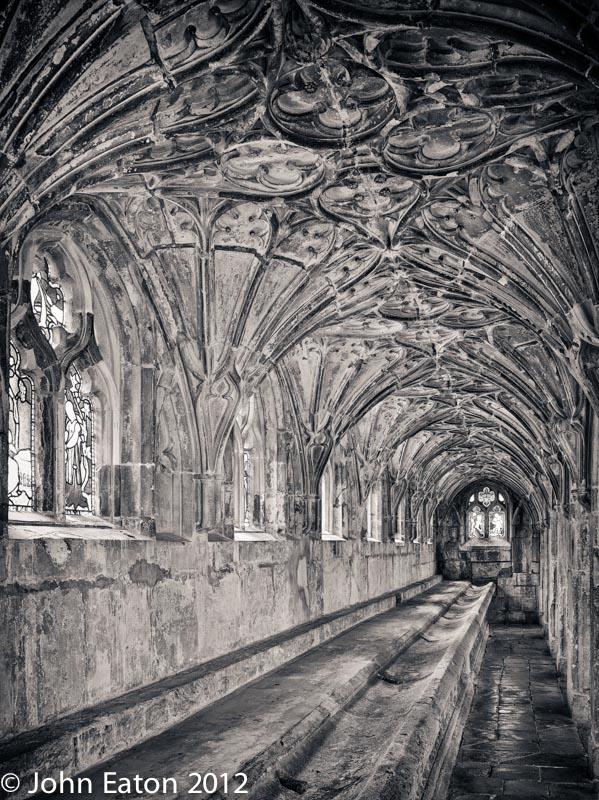Cloisters, Monk's Lavatorium