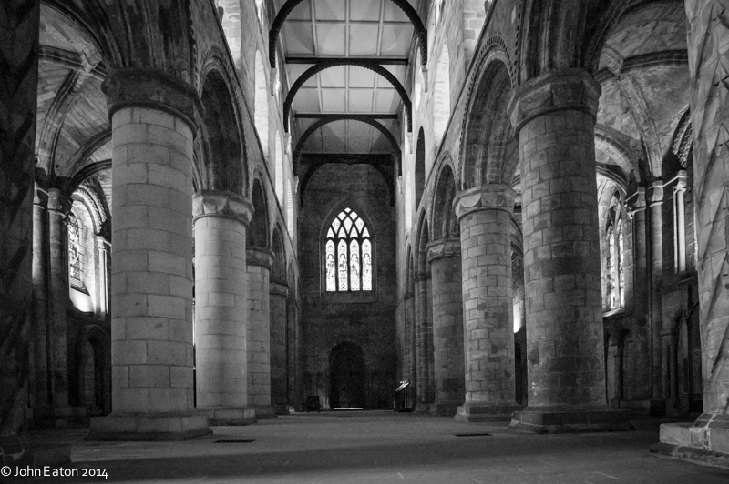 Dunfermline, Nave and West End