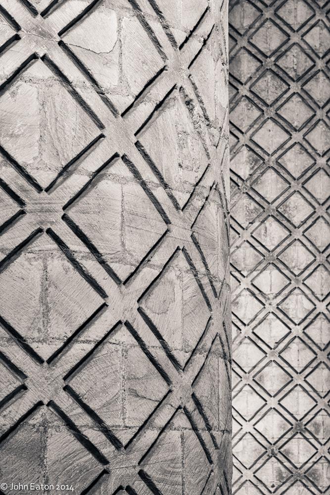 Nave Column Detail #4