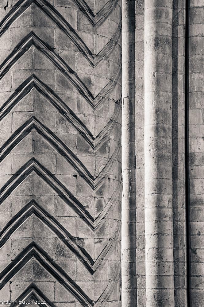 Nave Column Detail #1