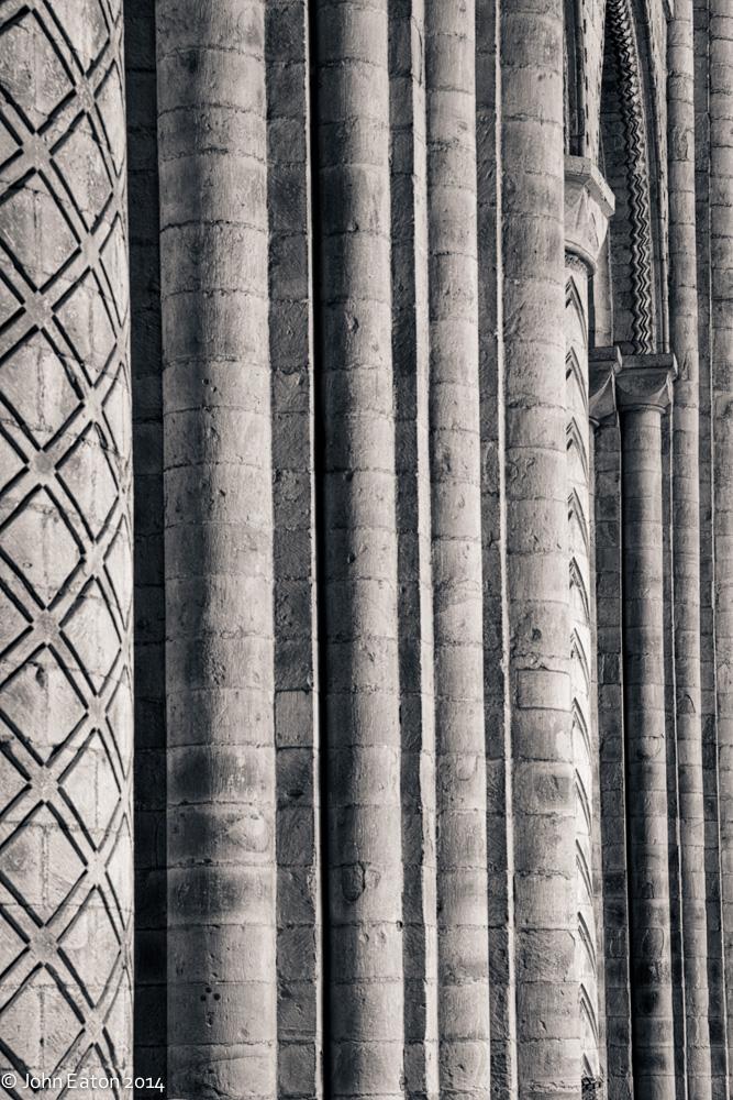 Nave Column Detail #2