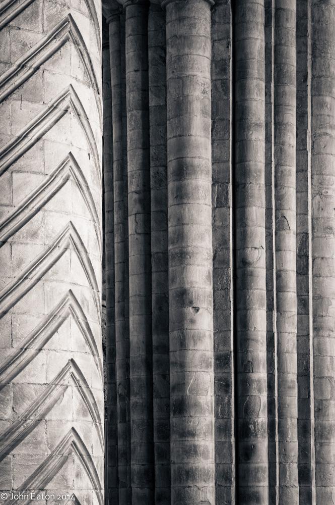 Nave Column Detail #3