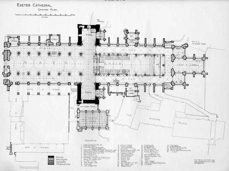 Exeter, Floor Plan