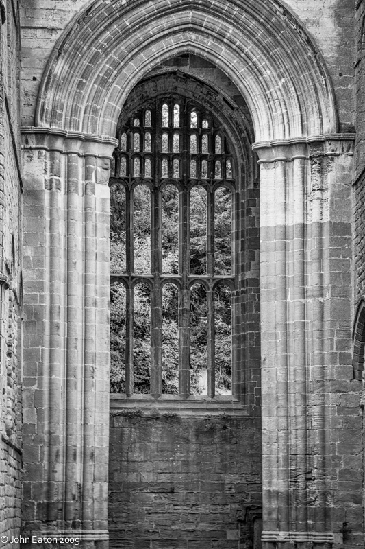 Fountains, North Transept Window