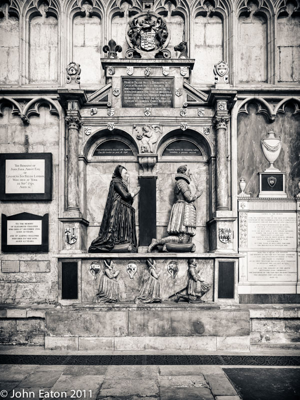 Sir Henry and Margaret Miles Memorial