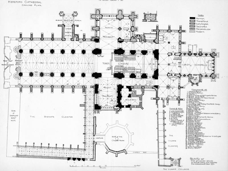 Hereford, Floor Plan
