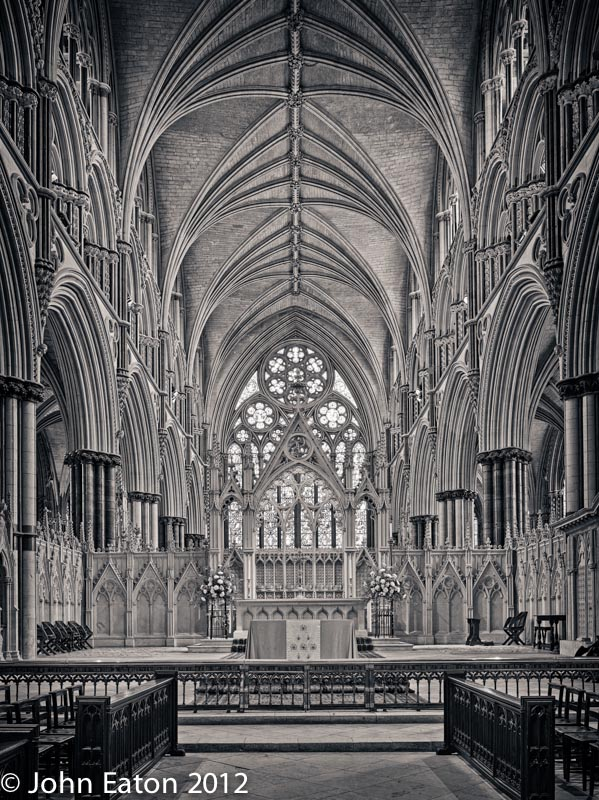 Presbytery and Angel Quire