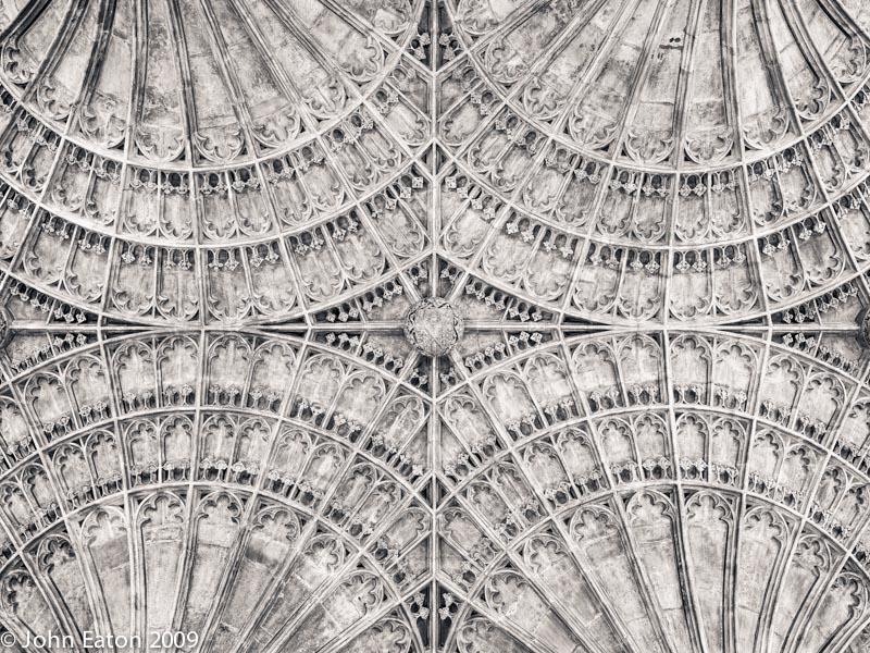 Lady Chapel Vault #1