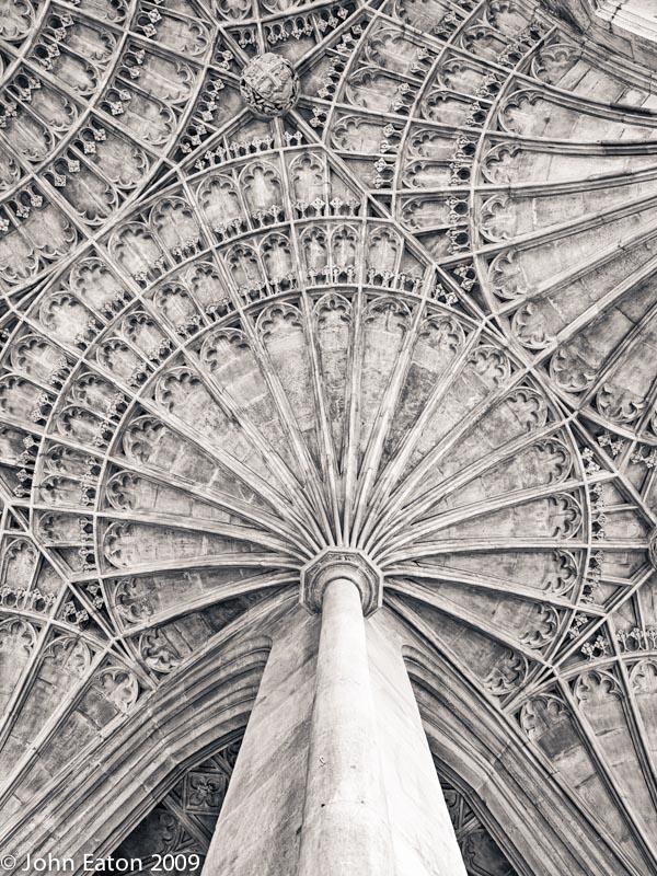 Lady Chapel Vault #2