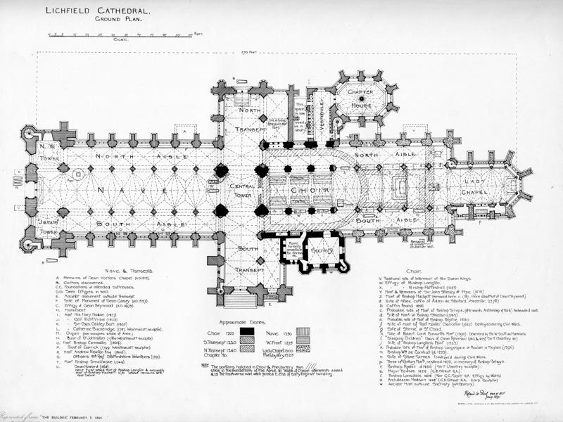 Lichfield, Floor Plan
