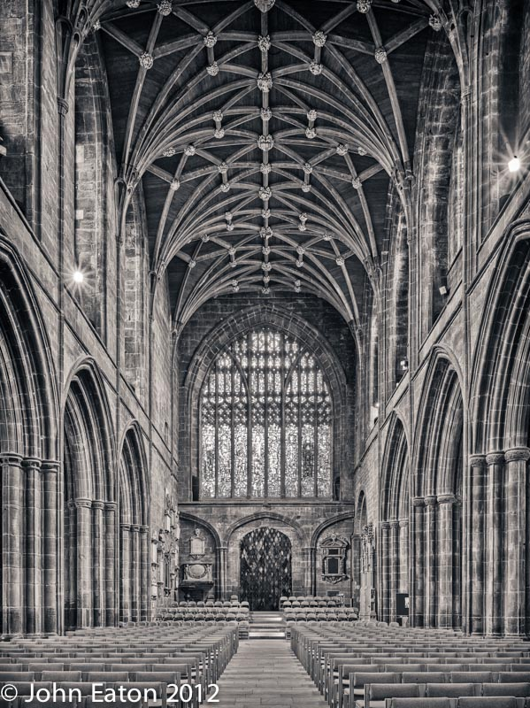 Nave and West End