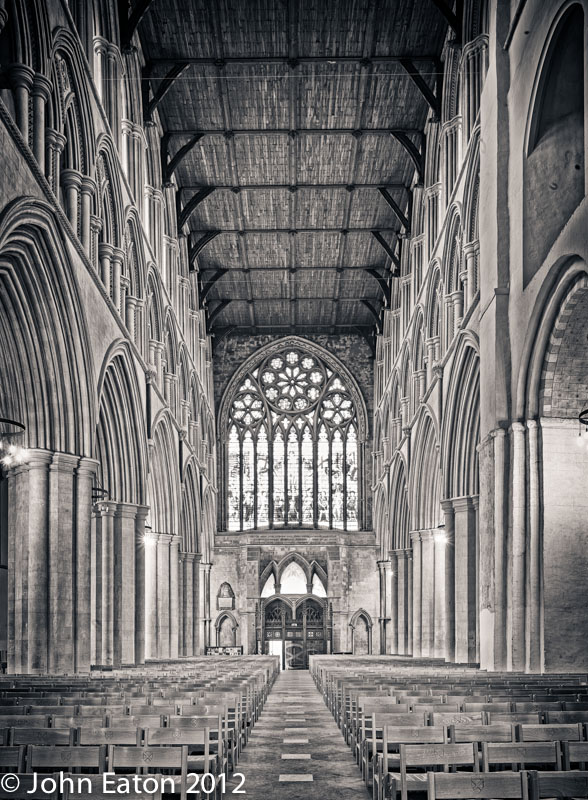 Nave and West End #1