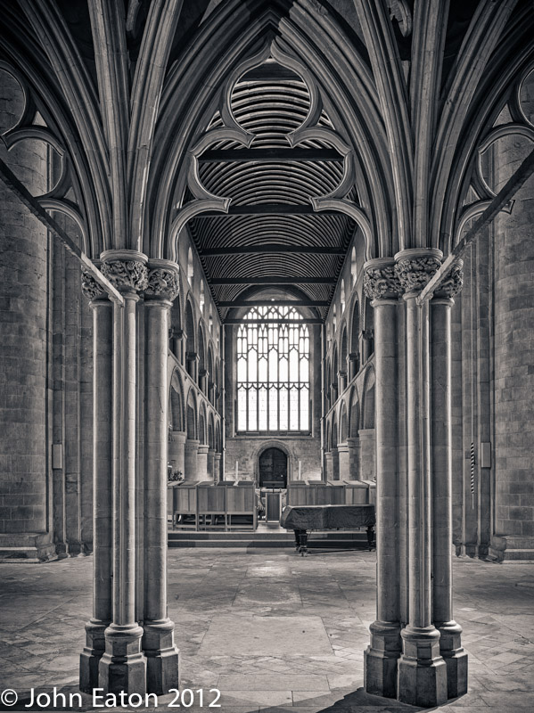 Nave and West End #2