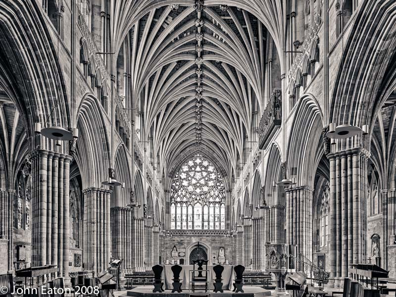 Nave Looking West