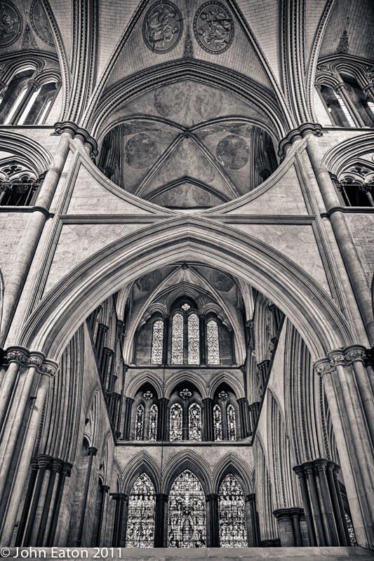 North-East Transept