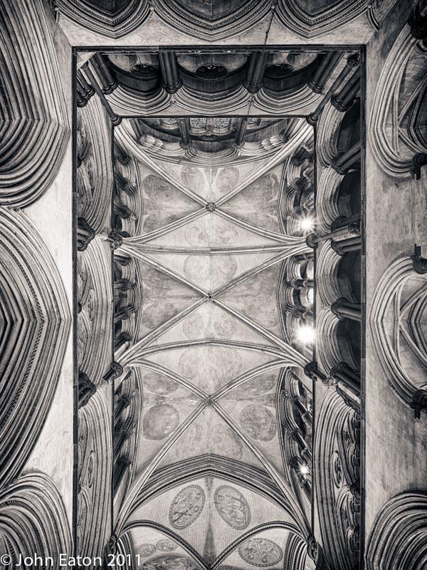 North-East Transept Vault