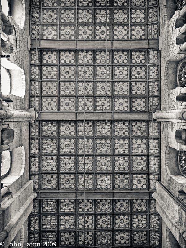 North Transept Vault