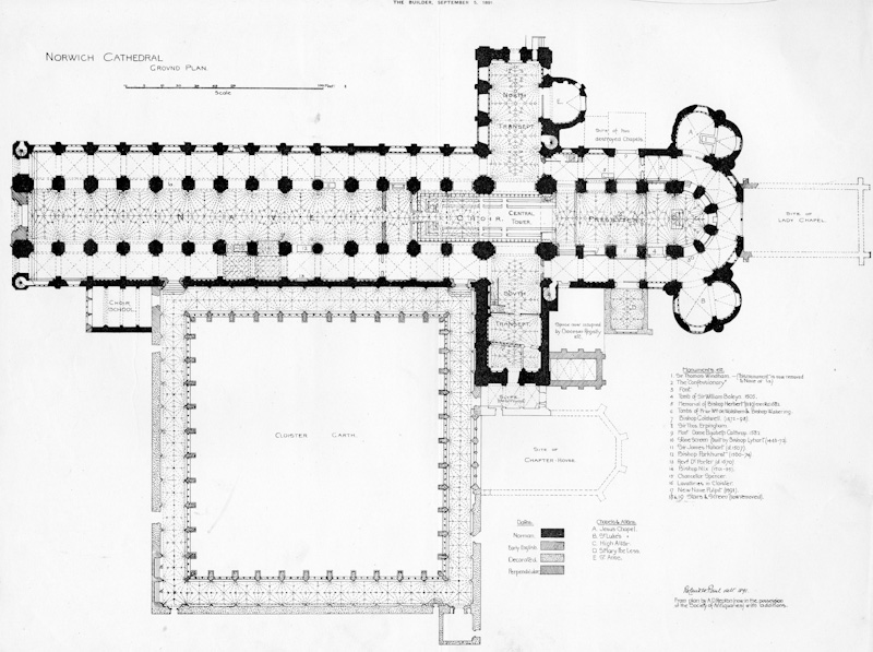 Norwich, Floor Plan