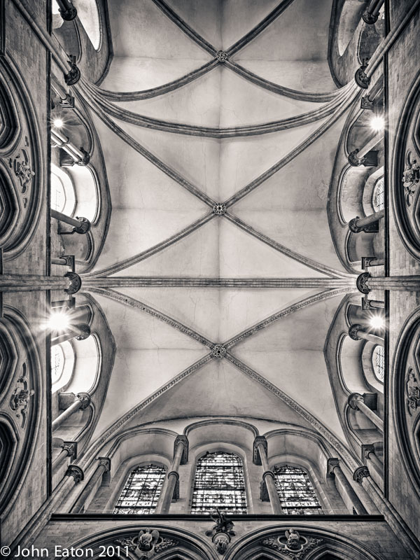Presbytery and Retrochoir Vault