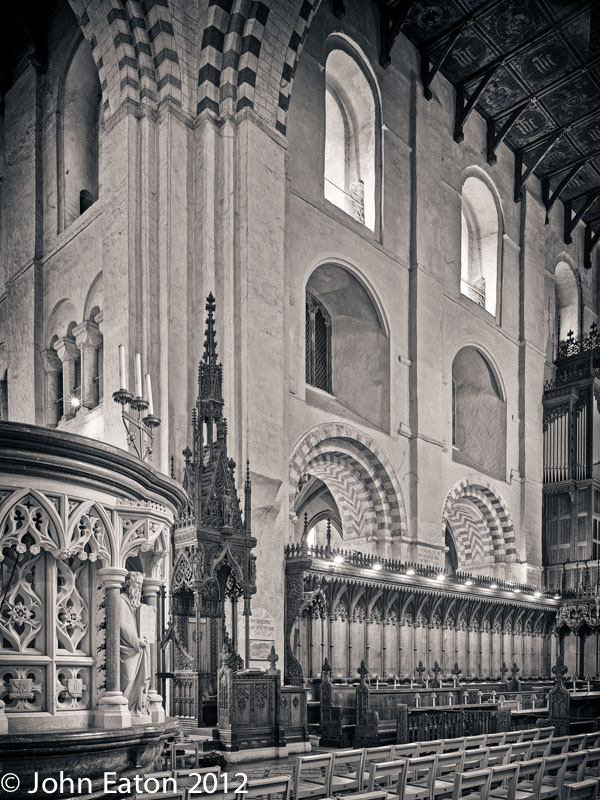 Pulpit and Quire