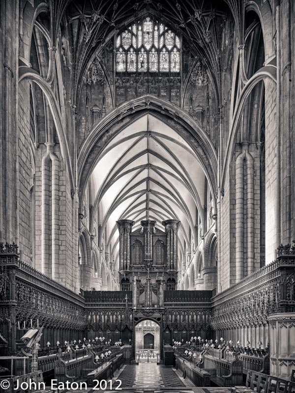 Quire and Crossing