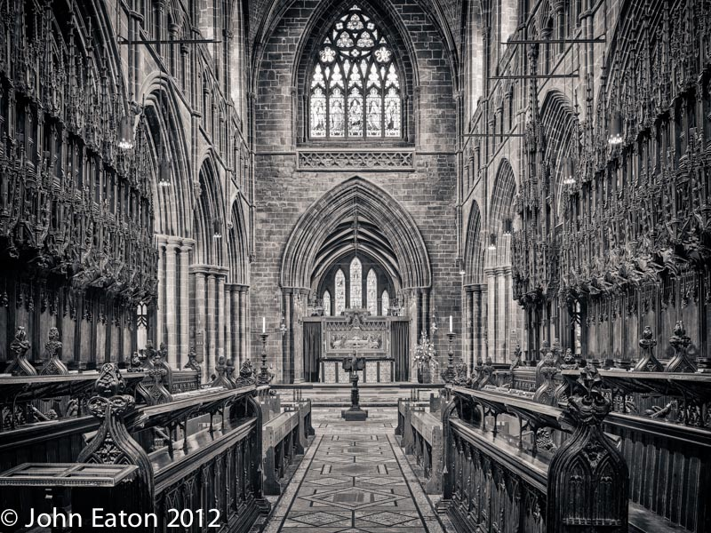 Quire and East End