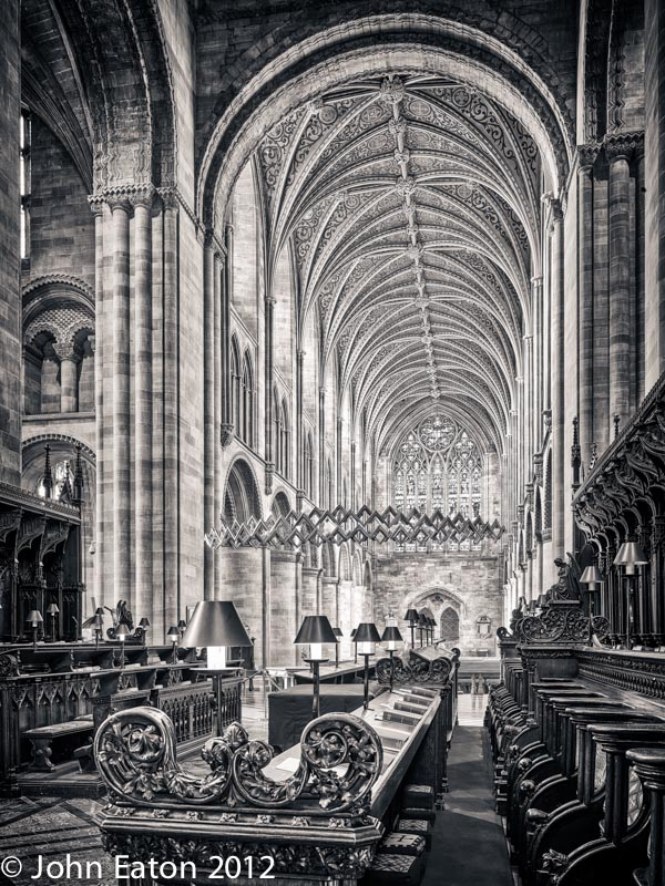 Quire and Nave